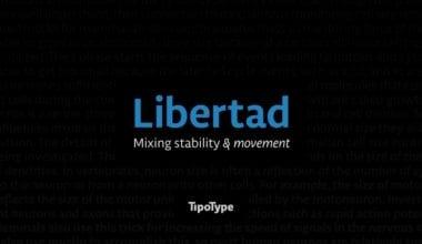 141120 380x220 - Font dňa – Libertad (zľava 80%, od 3,20€, komplet 25,40€)
