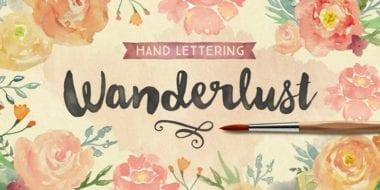 163787 380x190 - Font dňa – Wanderlust Letters