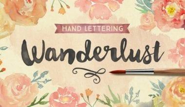 163787 380x220 - Font dňa – Wanderlust Letters