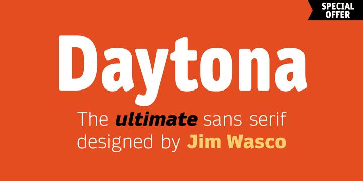 173907 - Font dňa – Daytona (od 49€)