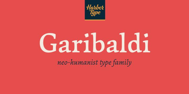 177515 - Font dňa – Garibaldi (od 0€)