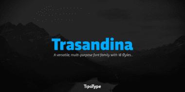 177644 380x190 - Font dňa – Trasandina (od 2,40€, rodina 21,20€)