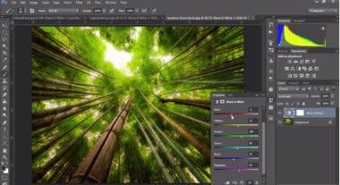 41 380x207 - Videotutorial – B&W Layer pre lepšie výsledky vo Photoshope