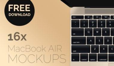 new macbook air 2015 mockup 380x220 - 16 fotorealistických mockupov nového Macbooku zadarmo!