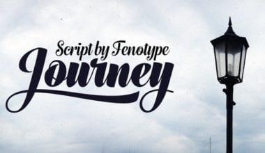 178354 380x220 - Font dňa – Journey