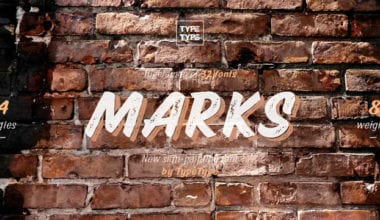 183772 380x220 - Font dňa – TT Marks