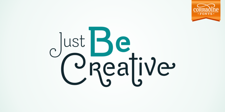 186785 - Font dňa – Be Creative