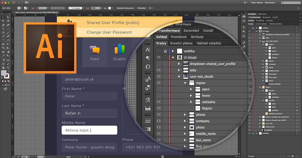 blog tutorial dobry dizajner 01 prehladne vrstvy nahlad illustrator - Dobrý grafický dizajnér – 01. prehľadné vrstvy