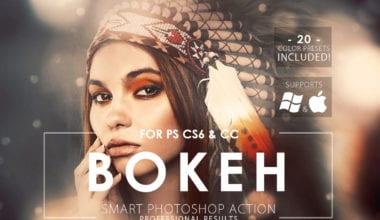 bokeh prev o 380x220 - Bokeh Effect pre Photoshop za 5 dolárov!