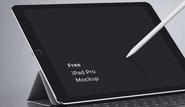 cover2 380x220 - Mockup nového iPadu Pro zadarmo!
