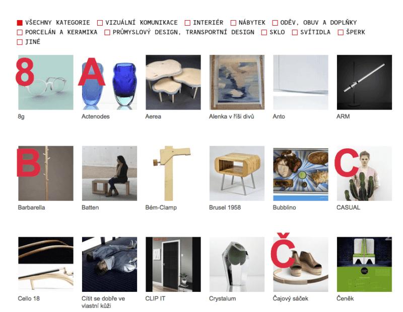 snimka obrazovky 2015 09 30 o 11.03.45 800x621 - Kdo získá cenu veřejnosti v soutěži o Národní cenu za studentský design 2015? Hlasování spuštěno!