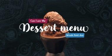 187939 380x190 - Font dňa – Dessert Menu