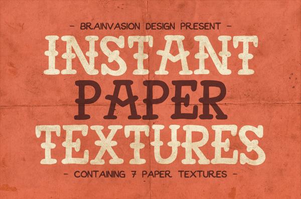 cover - Sada papierových textúr zadarmo!