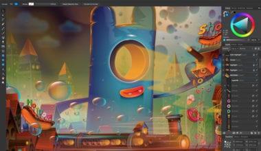 screen800x500 380x220 - Affinity Designer oslavuje narodeniny – s 20% zľavou!
