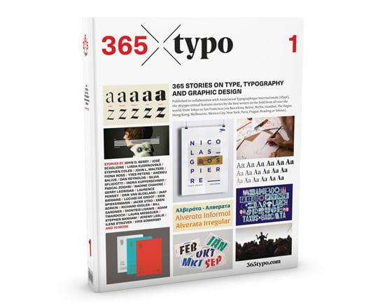 365typo cover 4b - 48. Seminář UGD Praha: Od časopisu Typo ke knize 365typo