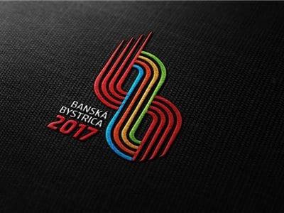 banska bystrica chce byt europskym mestom sportu predstavila svoje nove logo - Banská Bystrica a jej kandidátske logo pre Európske mesto športu 2017