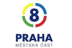 logo prvni misto - Praha 8 má nové logo
