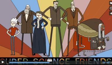 snimka obrazovky 2015 11 15 o 12.12.06 380x220 - Pohyblivá inšpirácia – Super Science Friends: Episode 1