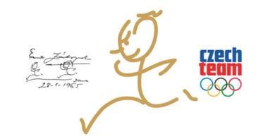 0117521 380x197 - Nové logo českých olympionikov od Zátopka