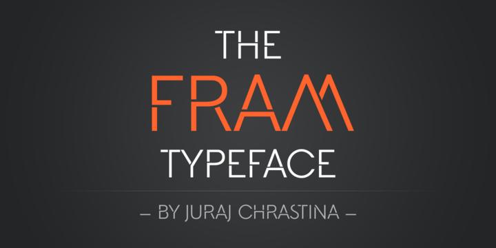 147544 - Font dňa – Fram