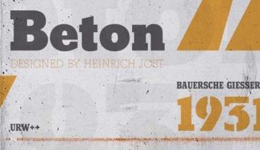87622 380x220 - Font dňa – Beton