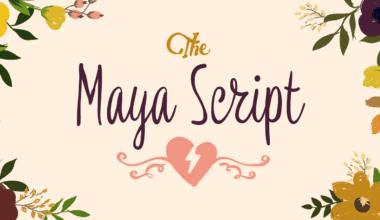 font dna maya script 192891 380x220 - Font dňa – Maya Script