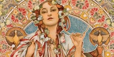 slavia 1 380x190 - Reklamné plagáty Alfonsa Muchu