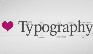 typografia 380x220 - Dizajnové termíny – jednoducho pre laikov I.