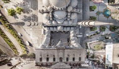 1 flatland 380x220 - Umelec pretvoril ikonické turecké miesta na prekrásne, surrealistické krajiny
