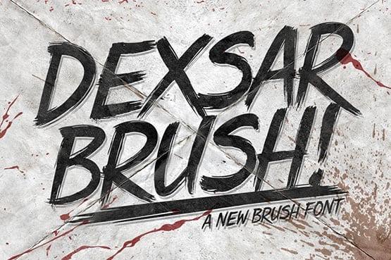 dexsar-brush