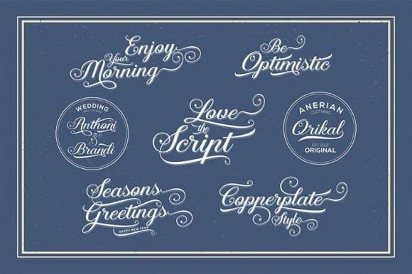 129839 2 12 580x386 - Typography Fonts Bundle so zľavou 95%!