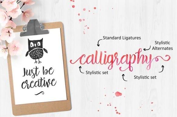 129839 2 43 580x386 - Typography Fonts Bundle so zľavou 95%!