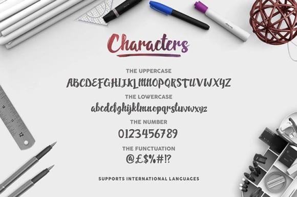 129839 2 84 580x386 - Typography Fonts Bundle so zľavou 95%!