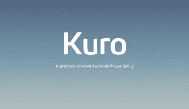 194720 380x220 - Font dňa – Kuro