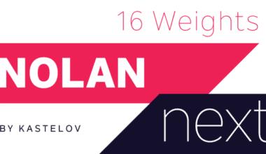 195012 380x220 - Font dňa – Nolan Next