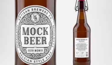 artisan beer bottle mockup 600 380x220 - Mockup pivnej fľaše zadarmo!