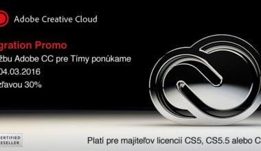 126 380x220 - Prenájom Adobe Creative Cloud so zľavou 30%
