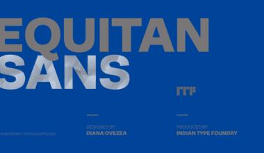 197842 380x220 - Font dňa – Equitan Sans