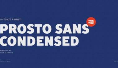 198052 380x220 - Font dňa – TT Prosto Sans Condensed