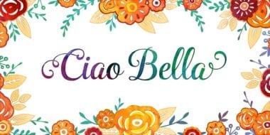 199133 380x190 - Font dňa – Ciao Bella