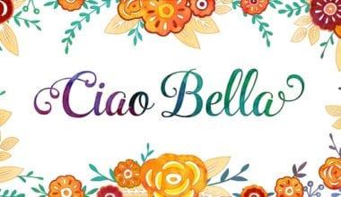 199133 380x220 - Font dňa – Ciao Bella