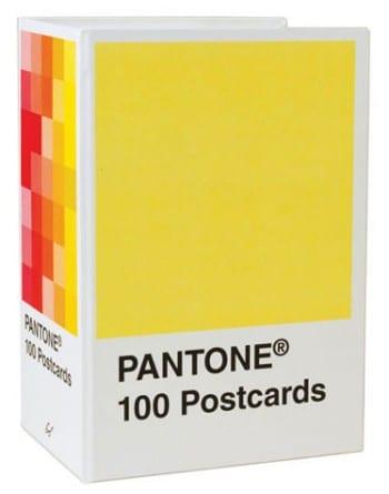 9780811877541 large - Logokvíz VII. – vyhrajte Pantone Postcard Box: 100 Postcards