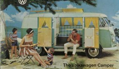 volkswagen bus camper 380x220 - Retušovanie a postprodukcia v reklamnej fotografii
