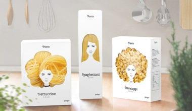 hair pasta 2 380x220 - Obaly, ktoré zdobia účesy z cestovín!