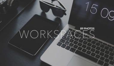 workspaces 380x220 - Nová kolekcia WORKSPACES od české free fotobanky picjumbo!