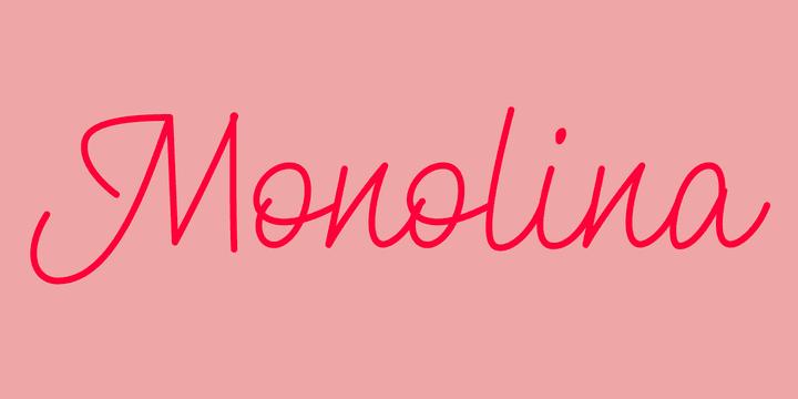 142676 - Font dňa – Monolina