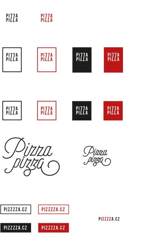 logo sada pizzzza O
