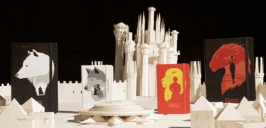 cover 2 380x183 - Moleskine is comming – zápisníky inšpirované Game of Thrones