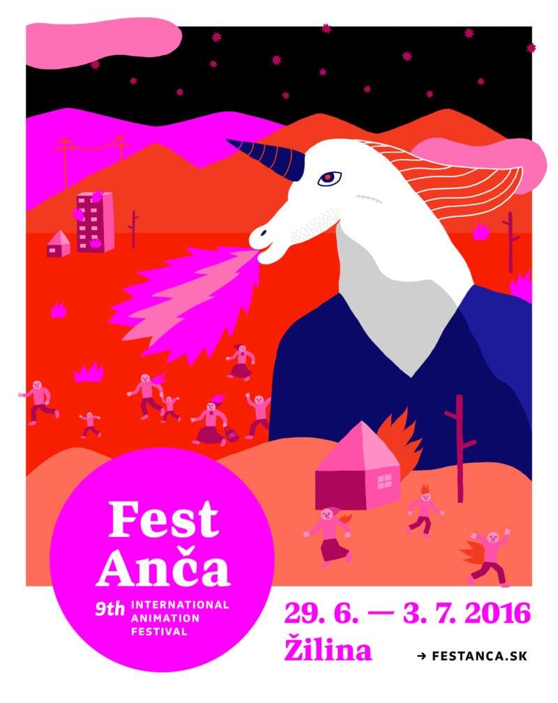poster Fest Anca 2016 800x1008 - Fest Anča predstavuje výber filmov v slovenskej súťaži