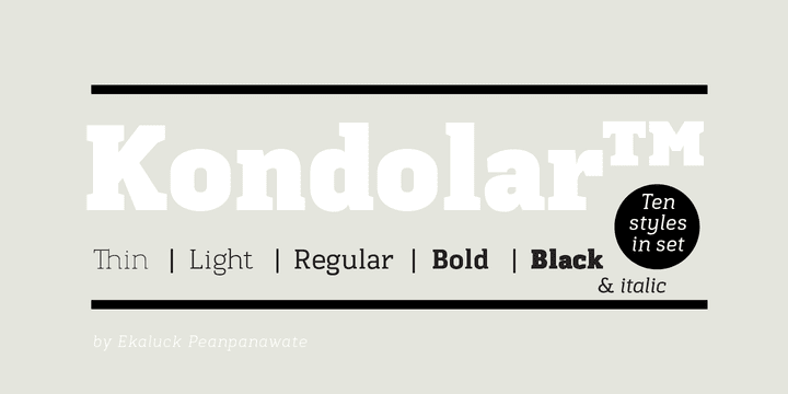 202139 - Font dňa – Kondolar